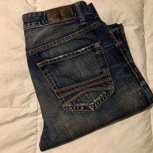 EXPRESS JEANS Classic Low Rise Bootcut